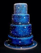 Resultado de imagen para comida galaxy Amazing Wedding Cakes, Unique Wedding Cakes, Amazing Cakes, Sweet Sixteen Cakes, Sweet 16 Cakes, My Birthday Cake, Sweet 16 Birthday, Pretty Cakes, Beautiful Cakes