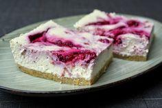 Madlaboratoriet: Ricotta-cheesecake med æble-ingefærbund
