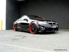 Another VE Maloo - not sure about the wheels though...