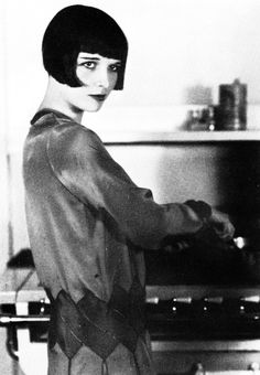 Louise Brooks ~ c. 1927 Every Age had It's Beauties. No one has every come close to Marilyn Monroe in my opinion. - John.
