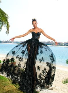 Emilie Evening Gown, Night Gown. ♡ SL
