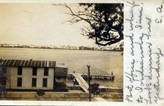 Post Office and dock to Indianola Inn on Sound