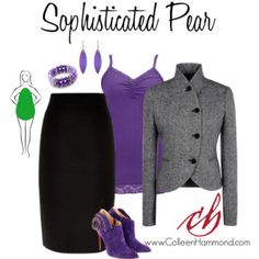 Sophisticated Pear 2