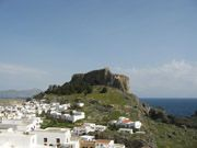 Rhodes Private Tours - Acropolis of Lindos in Rhodes Island Greece