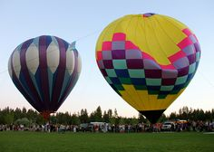 Balloons Over Bend 2012, Lay It Out Events by Real TV Films, via Flickr