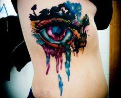 Tatuajes psicodélicos, ¡buen viaje! - Batanga