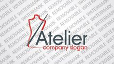 Atelier Clothing Logo Templates by Logann