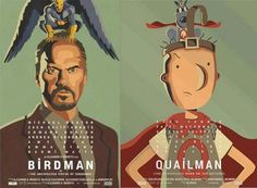 Coming soon: Birdman/Quailman