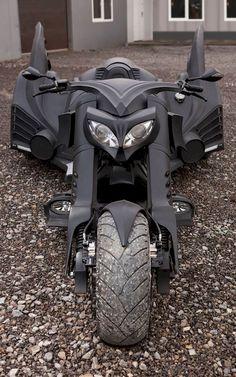 Holy Bat-Cycle! | The RPF Pulse