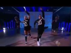 DWTS Season 21 Week 11 - Carlos & Witney - Freestyle - Dancing With The Stars Finals (11-23-15) - YouTube