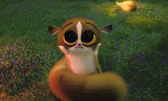 Madagascar - Mort the baby lemur - is a small cute and cuddly mouse lemur… Cute Cartoon Characters, Cartoon Icons, Movie Characters, Dreamworks Animation, Disney And Dreamworks, Shrek Cat, Baby Lemur, Carl Y Ellie, Cartoon Profile Pictures