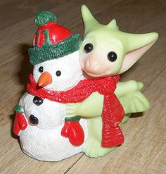 "Whimsical World of Pocket Dragons ""Sharing"" 2001 Christmas Special 2000 | eBay"