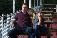 Great couples on Tv Shows :  Carrie and Brody. Homeland