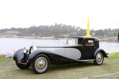 1932 Bugatti Type 41 Royale Binder Coupe de Ville 41111