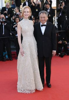 Nicole Kidman at the Nebraska Premiere during the 66th Annual Cannes Film Festival at Grand Theatre Lumiere on May 23, 2013 in Cannes, France.