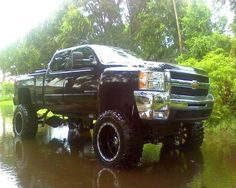 jacked up chevy trucks pictures Jacked Up Chevy, Lifted Chevy Trucks, Gm Trucks, Jeep Truck, Chevrolet Trucks, Diesel Trucks, Cool Trucks, Pickup Trucks, Mudding Trucks