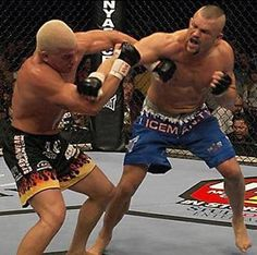 In December 2006, the popularity of UFC reached a peak with the fight Chuck Liddell vs.