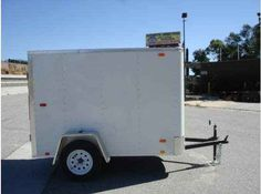 2016 New Other LOOK TRAILERS STLC5X8SI2 5X8 BIKE TRAILER W/ RAMP DOOR Toy Hauler in California CA.Recreational Vehicle, rv, LOOK TRAILERS STLC5X8SI2 SMALL BOX TRAILER FOR SALE Summary Price : $1995.00 Payment options : CASH, CHECK, FINANCING AVAILABLE OAC. CALL NOW SOME FEE'S MAY APPLY! MSRP : $2422.00 Discount : $387 Exterior color : WHITE ALUMINUM SIDING Doors : SPRING ASSISTED REAR RAMP DOOR Redlands, CA 92373 Phoenix, AZ 85043 Ogden, UT 84401 Richfield, UT 84701 Bristol, Look Trailers…
