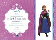 Invitații petreceri copii - BluParty Disney Characters, Fictional Characters, Aurora Sleeping Beauty, Disney Princess, Fantasy Characters, Disney Princes, Disney Princesses, Disney Face Characters
