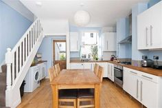 I found this on rightmove  kitchen diner  idea