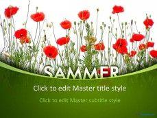 10220-summer-poppy-ppt-template-0001-1