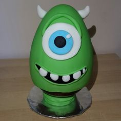 Mike egg from monsters inc!!