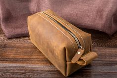 Mens Toiletry Bag College Student Gift Mens Gift Ideas by Arcuble