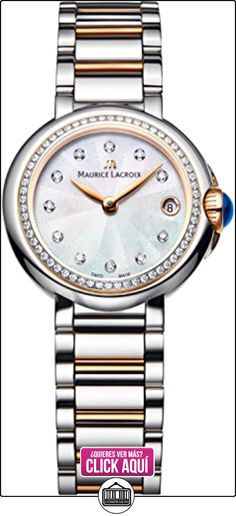 Maurice Lacroix FA1003-PVP23-170 Reloj de Damas  ✿ Relojes para mujer - (Lujo) ✿ ▬► Ver oferta: http://comprar.io/goto/B00PSMZ4XI