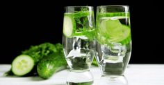 Cool Cucumber Tips For Cellulite And Alcohol Detox