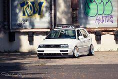 VW Golf MK3 - Jetta Front End & Eurolip-