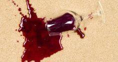 Πως να αφαιρέσω λεκέ κόκκινου κρασιού από το τραπεζομάντηλο