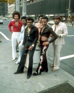 The Isley Brothers are an American musical group originally from Cincinnati, Ohio, originally a vocal trio consisting of brothers O'Kelly Isley, Jr., Rudolph Isley and Ronald Isley.
