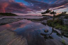 Sunset (Porkkala, Finland)