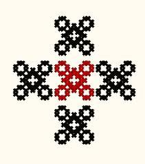 Pattern Embroidery Applique, Origami, Folk, Cross Stitch, Costumes, Traditional, My Love, Crochet, Fabric