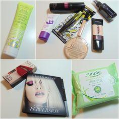Blog Post: Mini Haul! Ulta, Sephora & Target! #eyeshadowcouture