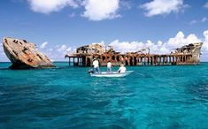 Sapona Wreck in Bimini Bahamas