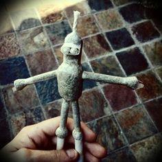 Gotta love Bender from Futurama one of the most nerdy spliffs we have ever seen. #weed #weedlife #w420 #stoners #bud #cannabis #marijuana #ganja #dope #pot