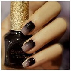 smokey nails @cyndiagreen