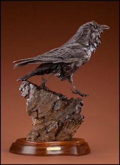 Discreet French Hand Carved Falcon Bird Statue Sculpture 2019 New Fashion Style Online Other Architectural Antiques