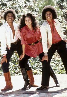 Randy Jackson, LaToya Jackson and Michael Jackson | 1978
