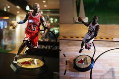 Michael Jordan Figurines