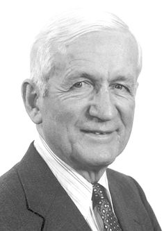"""Norman F. Ramsey, The Nobel Prize in Physics """"for the invention of the separated oscillatory fields method and its use in the hydrogen maser and other atomic clocks"""", atomic physics Norman Foster, Alfred Nobel, Nobel Prize In Physics, Manhattan Project, Nobel Prize Winners, Academy Of Sciences, Harvard University, Quantum Mechanics, Ma Usa"""