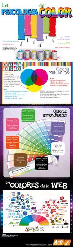 La psicología del color - ROC WWA