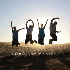 Love one another. LDS Quotes #lds #mormon #christian #sharegoodness #armyofhelaman #helaman