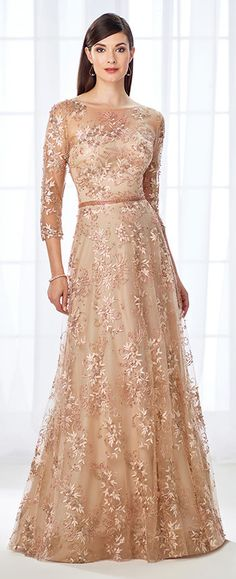 03ec2db97277 28 Best Cameron Blake Mother's Dresses images | Bridal gowns, Alon ...