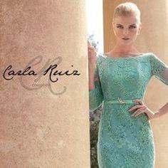 Gana este #Vestido de la Colección 2014 de Carla Ruiz ^_^ http://www.pintalabios.info/es/sorteos_de_moda/view/es/3767 #ESP #Sorteo #Moda
