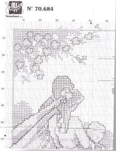GRAFICOS PUNTO DE CRUZ GRATIS : BODAS(42)