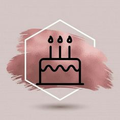 Pin by Dewi Fortuna at logo sg Instagram Blog, Instagram Frame, Creative Instagram Stories, Instagram Design, Instagram Story Ideas, Hight Light, Cake Icon, Happy Birthday Wallpaper, Instagram Background