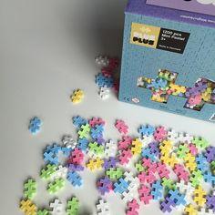 Plus Plus mini pastel 1200 building bricks