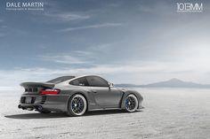 SSR Top Secret Widebody Porsche 996